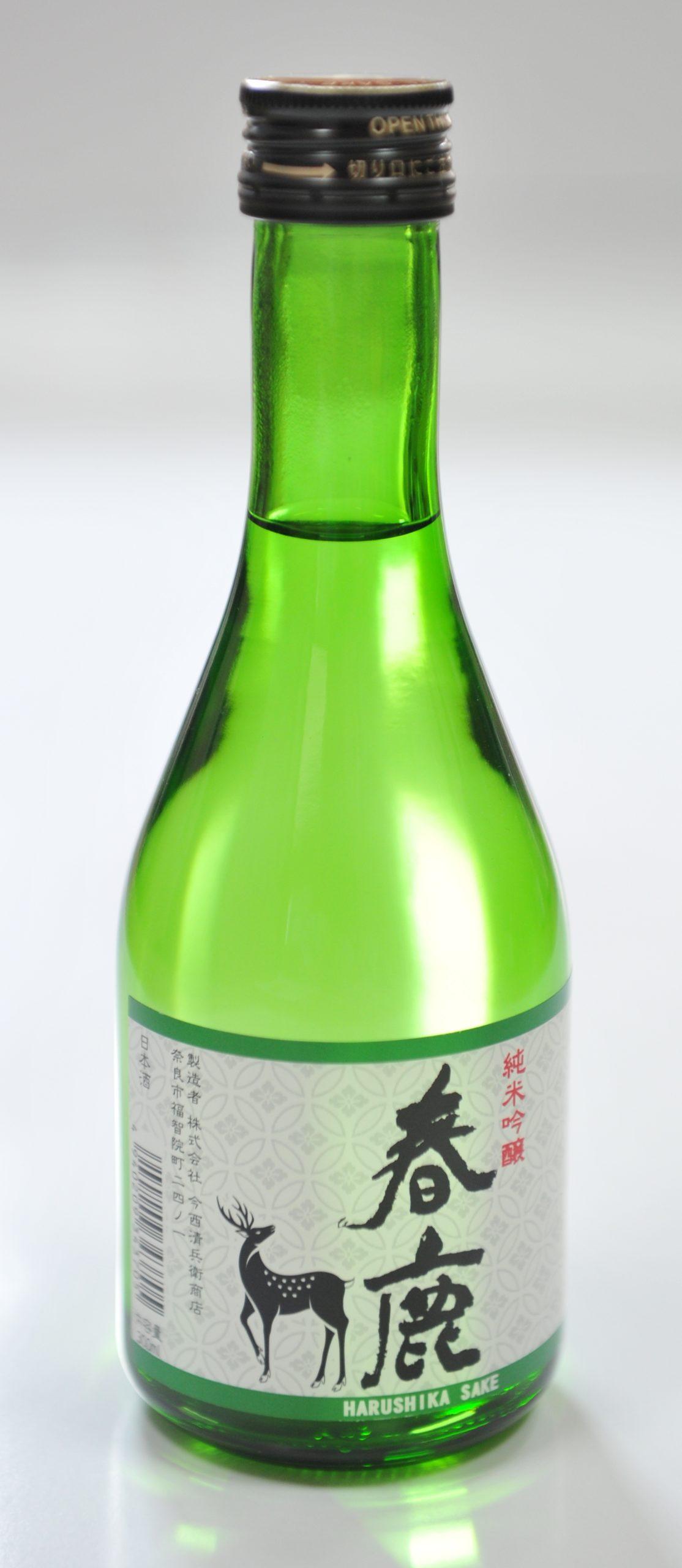 春鹿純米吟醸生酒 1,800ml